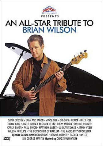 VARIOUS ARTISTS - An All-Star Tribute To Brian Wilson - DVD