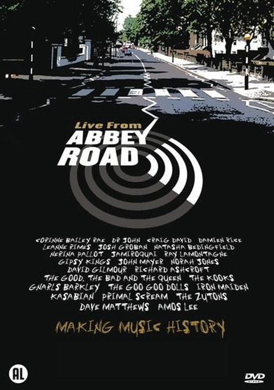 VARIOUS ARTISTS - Live from Abbey Road - DVD