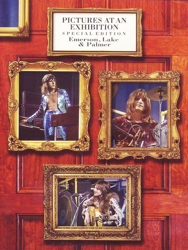 EMERSON LAKE AND PALMER - Pictures At An Exhibition (Special Edition) - DVD