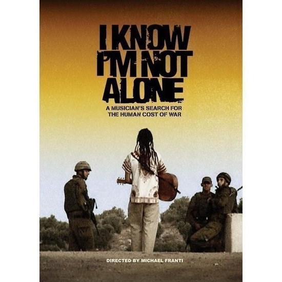 MICHAEL FRANTI AND SPEARHEAD - I Know I'm Not Alone - DVD