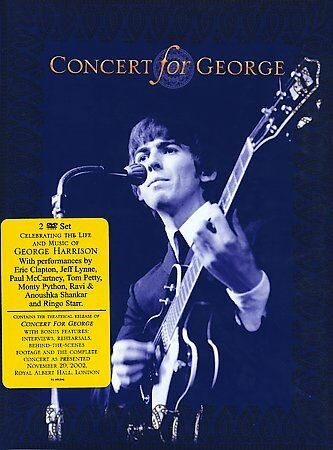 GEORGE HARRISON - Concert For George - 2DVD