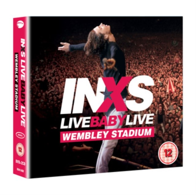 INXS - Live Baby Live Wembley Stadium (2CD+DVD)