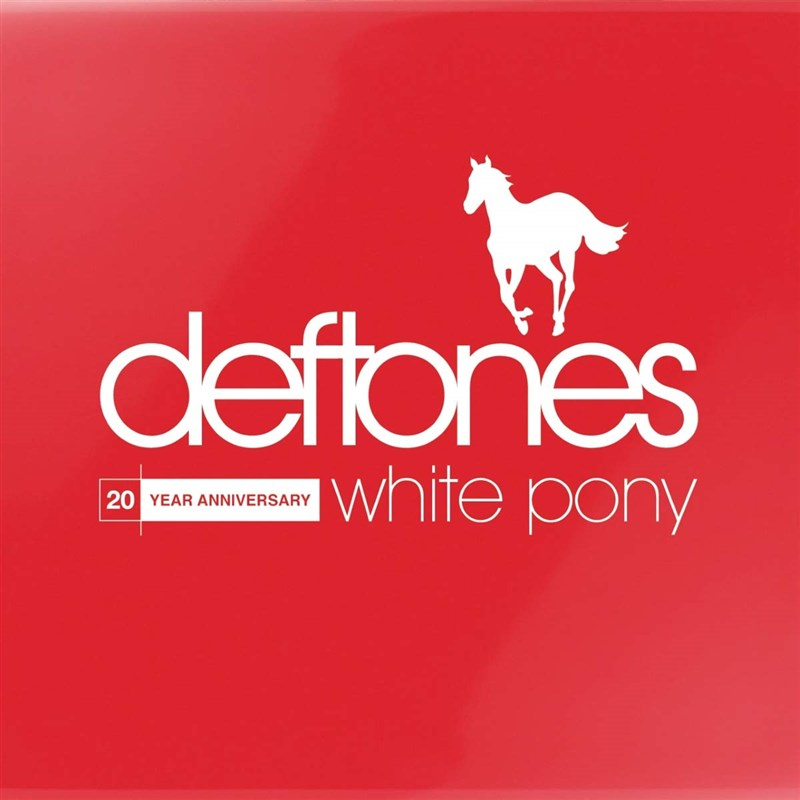 DEFTONES - White Pony (20th Anniversary Deluxe Edition) (2CD)