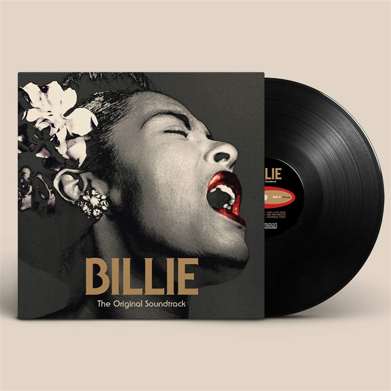 BILLIE HOLIDAY - Billie: The Original Soundtrack - LP