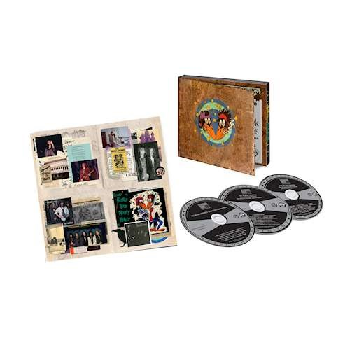 THE BLACK CROWES - Shake Your Money Maker (30th Anniversary Super Deluxe Edition) - 3CD