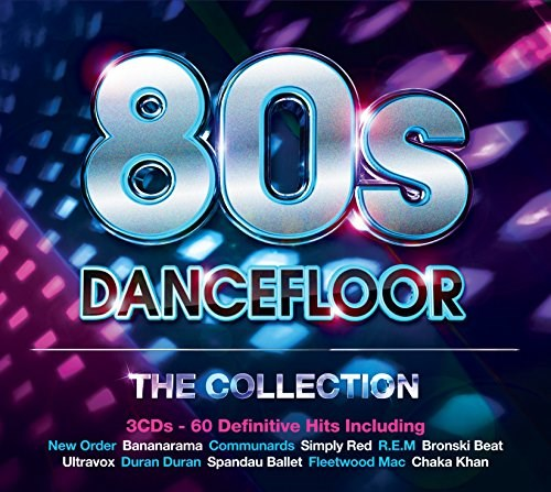 VARIOUS ARTISTS - 80's Dancefloor - The Collection (3CD)
